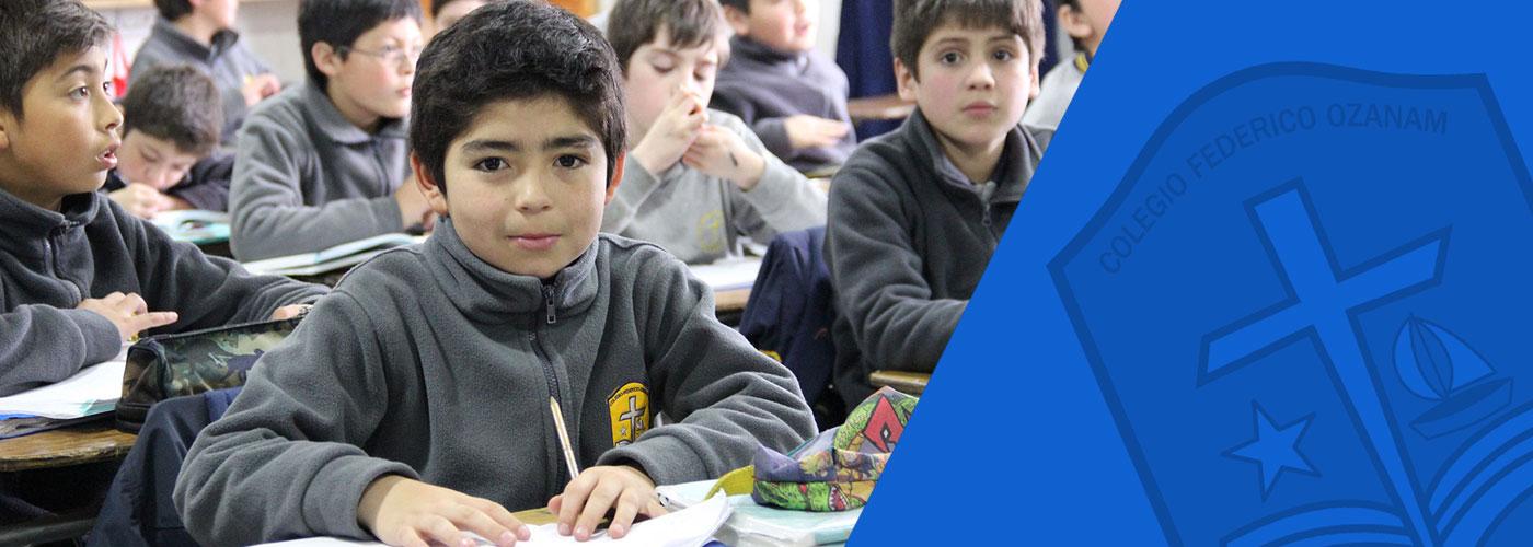 colegio federico ozanam puerto montt educación gratuita